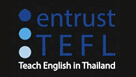 Entrust Tefl logo